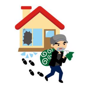 家の防犯性能